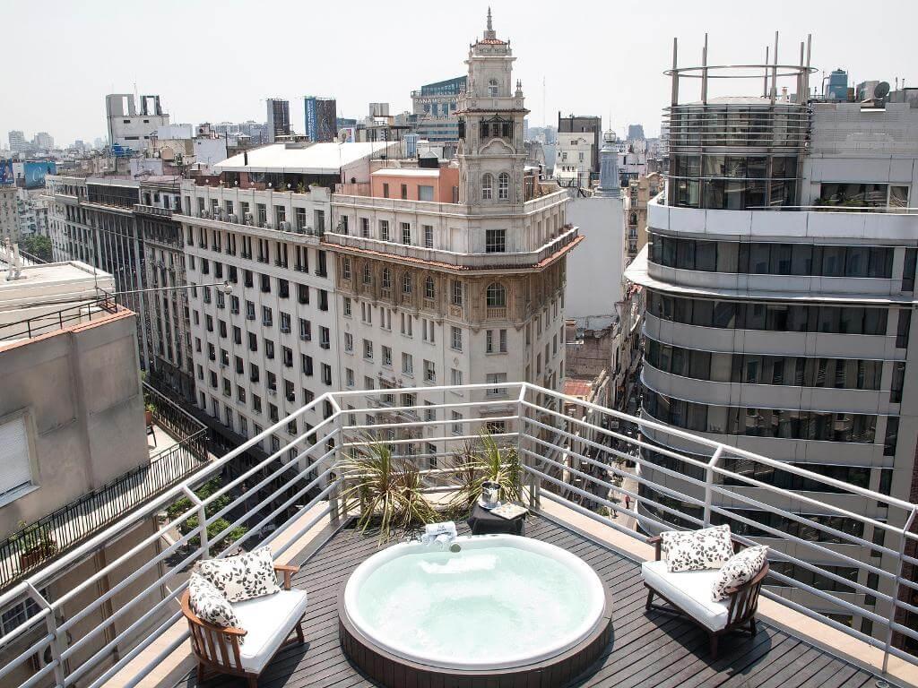 Onde se hospedar em Buenos Aires - Hotel Luxor