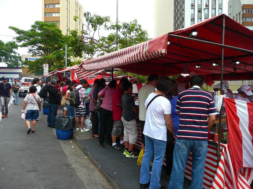 Onde comer no bairro da liberdade em São Paulo