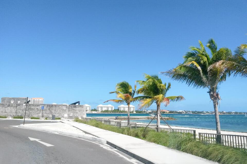 praias de Nassau - Montagu Beach