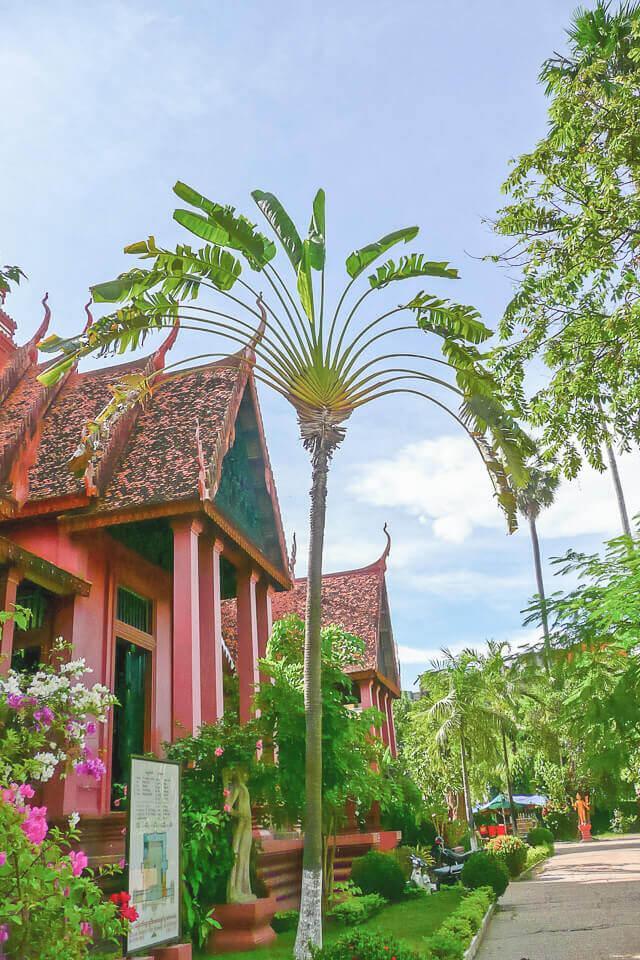 Museu Nacional de Phnom Pehn