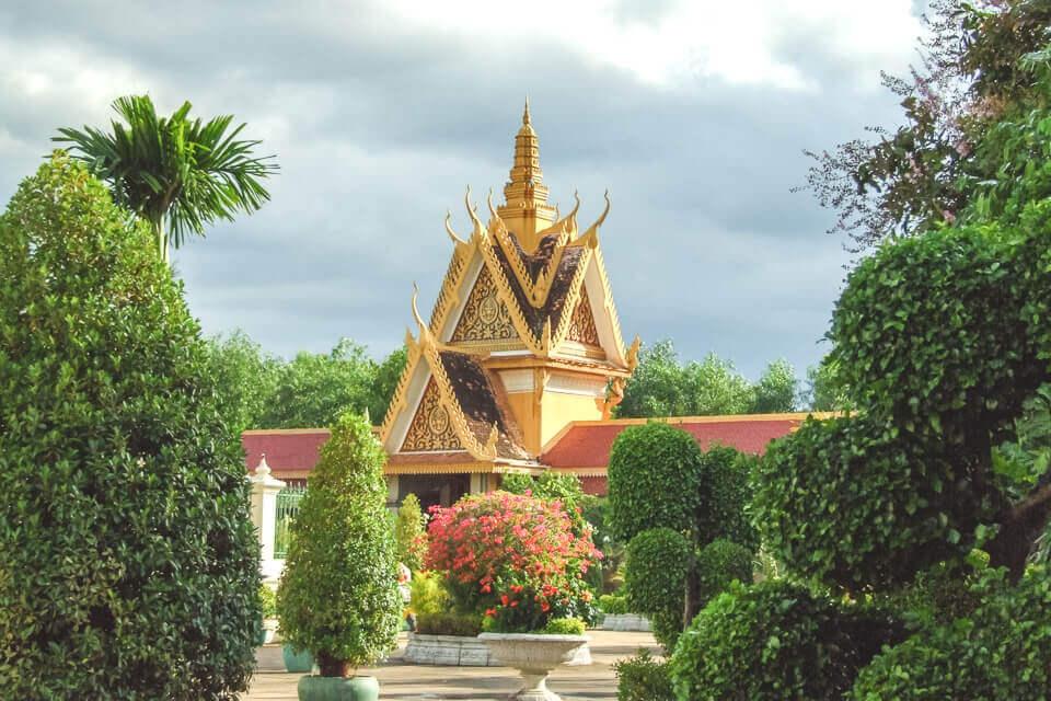 Royal Palace Phnom Pehn