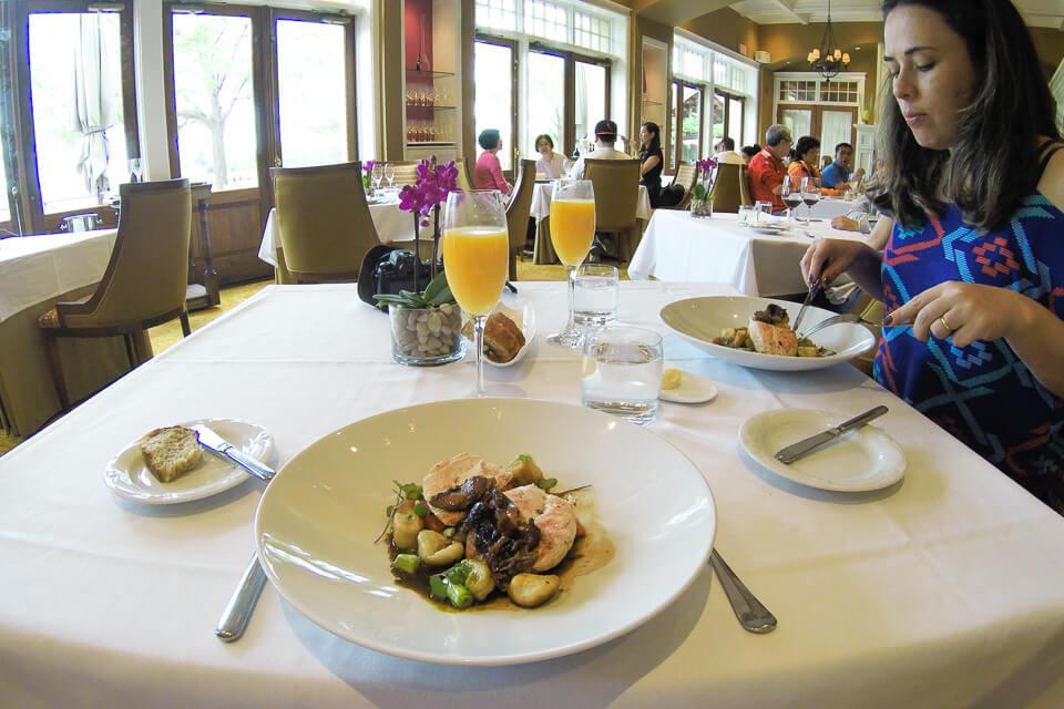 Onde comer em Niagara e em Niagara-On-The-Lake Peller Estates