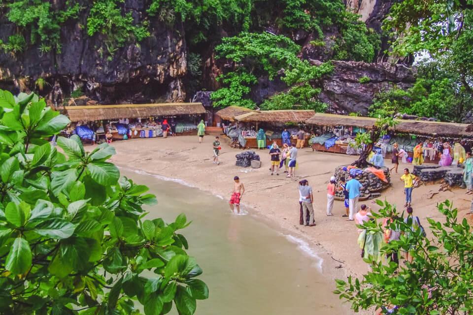 Phang-Nga Bay National Park Tailandia James Bond Island