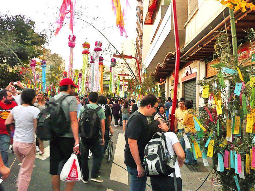 Festival das Estrelas (Tanabata Matsuri) no Bairro da Liberdade, São Paulo