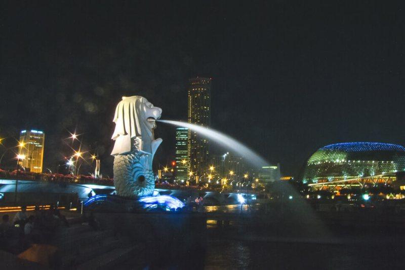 Roteiro pelo sudeste asiático Mochilão Singapura