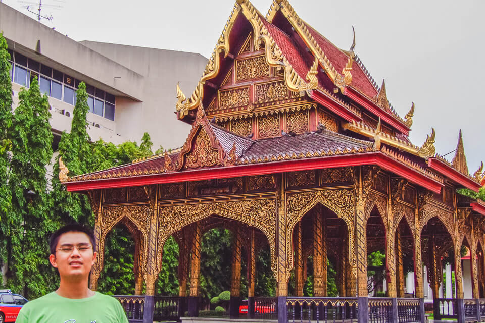 National Museum de Bangkok
