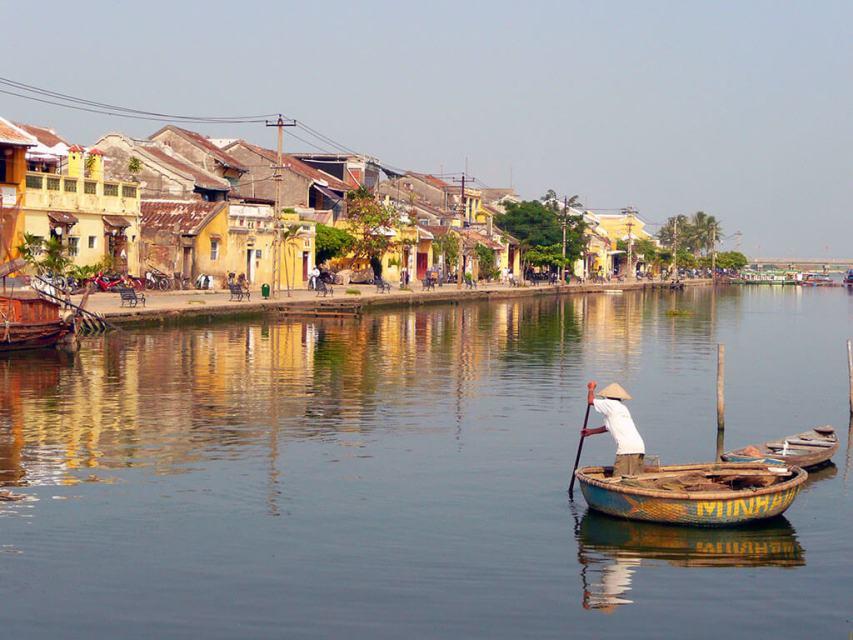 Roteiro em Hoi An Vietna