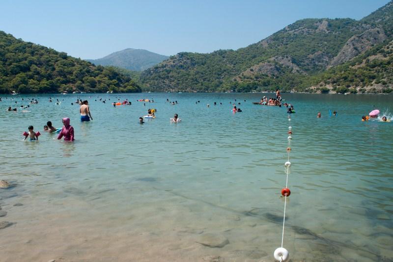 Fethiye, Oludeniz, Kayakoy - Turquia - Agosto/2014. (Foto: Rafaela Ely)
