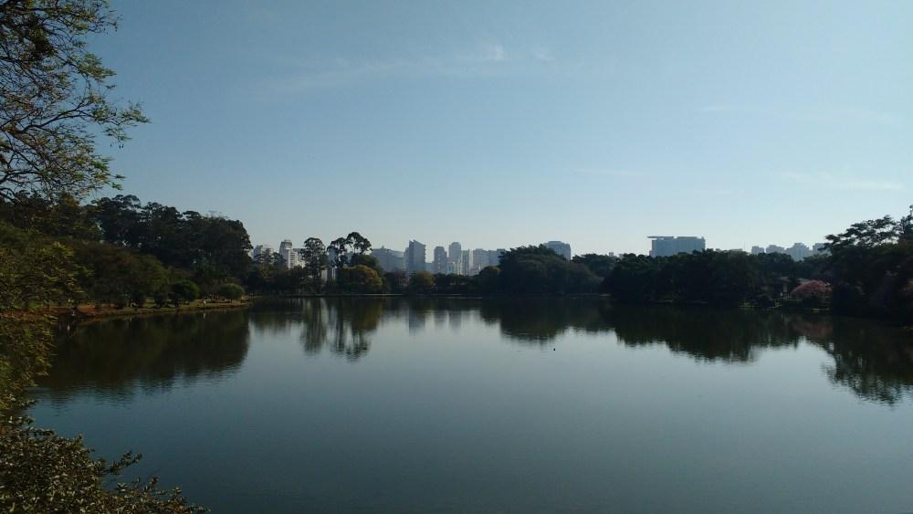 Parque Ibirapuera e Obelisco