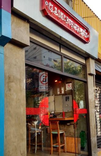 Classic Burger Haüs, São Paulo-SP. 09/07/16. (Foto: Rafaela Ely)