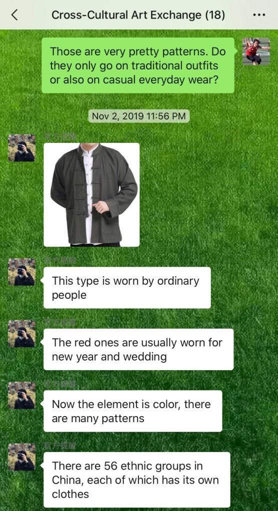 Weekly Conversations – Casual Wear