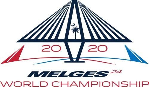 Melges 24 Worlds 2020 logo