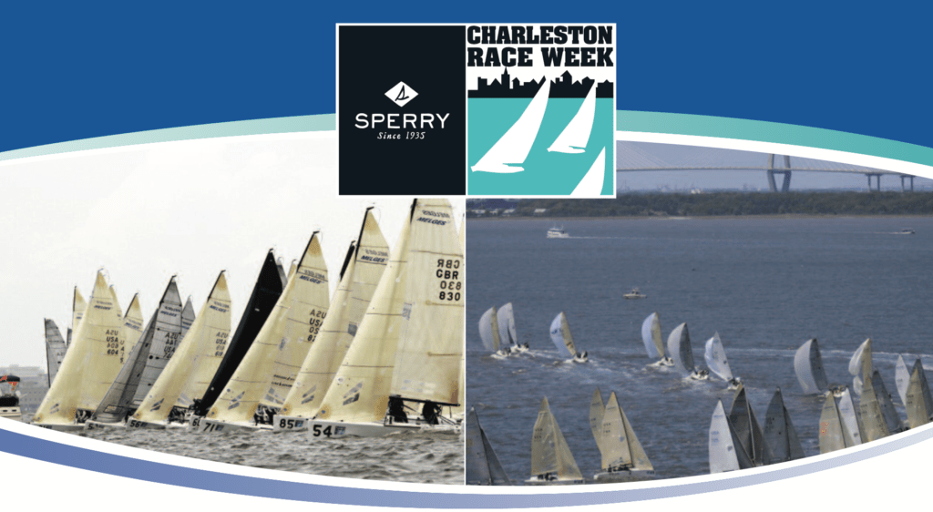 Charleston - the venue of the Melges 24 Worlds 2020