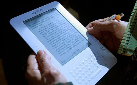 The new Kindle