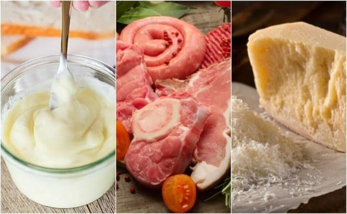 6 alimentos ricos em colesterol ruim (LDL)