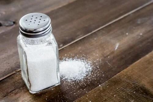 O excesso de sal pode ser mortal