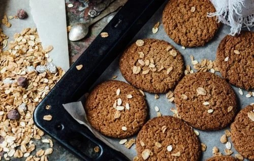 Biscoitos adequados para diabéticos