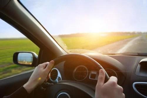 Dirigir na estrada