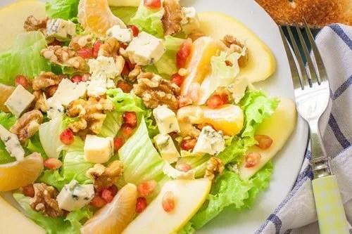 salada-500x333 3 hábitos simples para perder peso sem passar fome