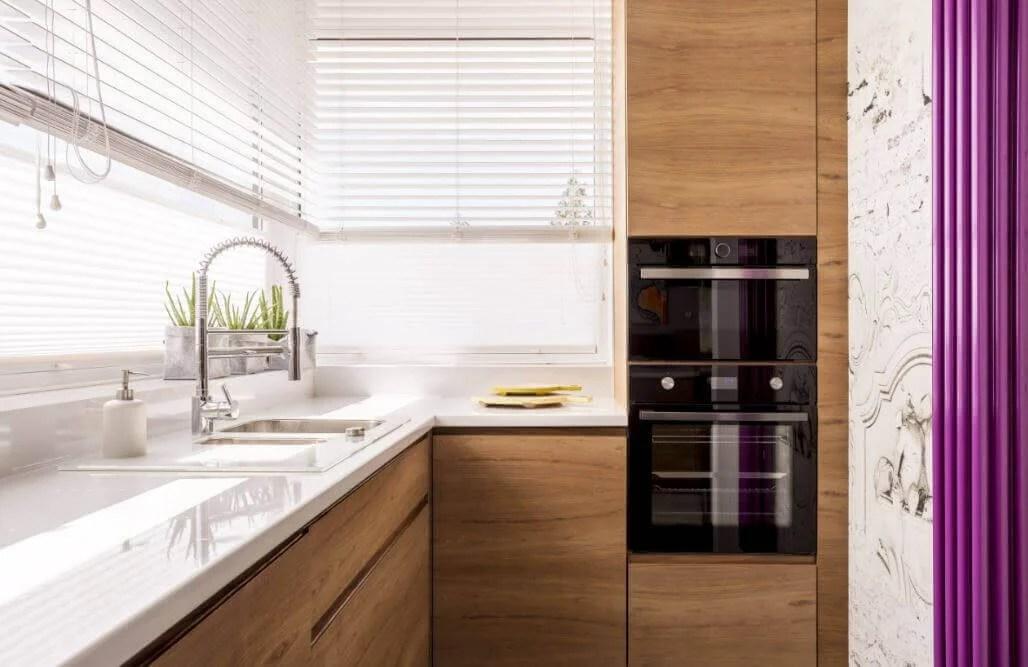 6 maneiras geniais de decorar cozinhas pequenas