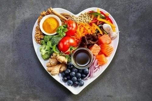 prato-em-forma-de-coracao-500x334 Entrevista com Carlos Ríos: e você, come comida real?