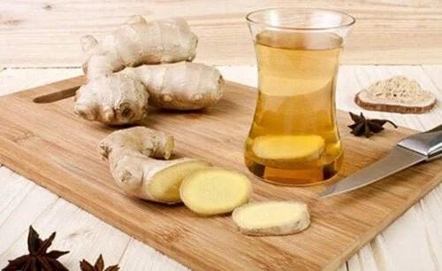 bebida-de-gengibre-congestao-500x306 Você tem congestão nasal? Diga adeus com estes 7 remédios com plantas