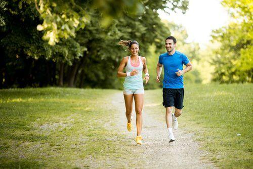 Correr evita a insônia