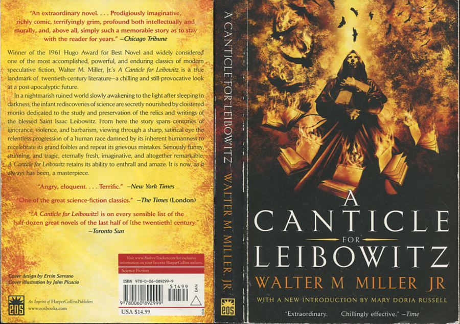 Canticle for Leibowitz - Walter M Miller Jr.