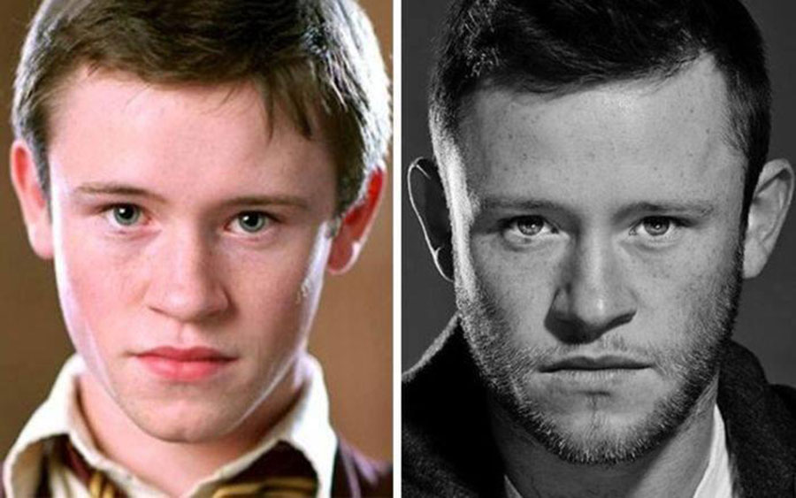 Devon Murray, Seamus Finnigan