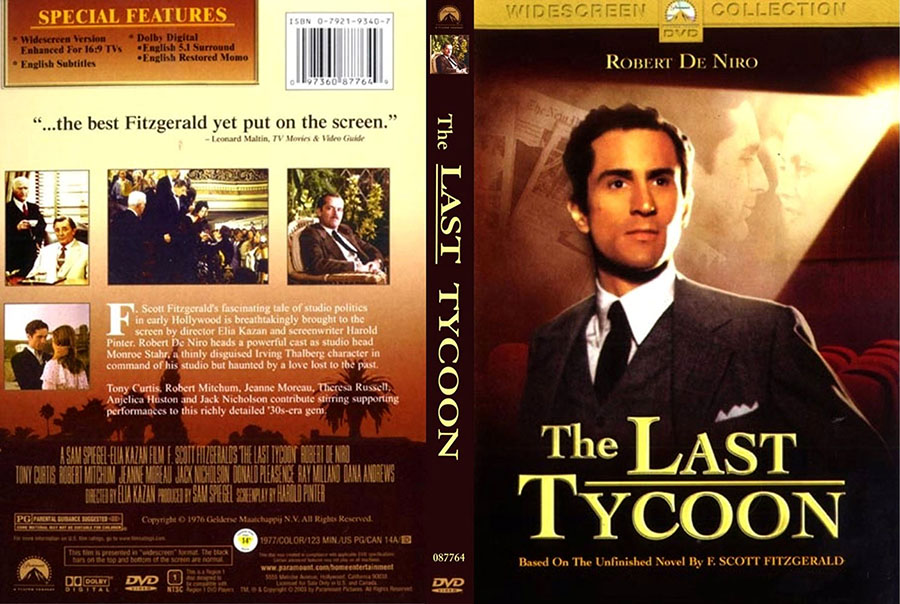 The Last Tycoon - Robert de Niro