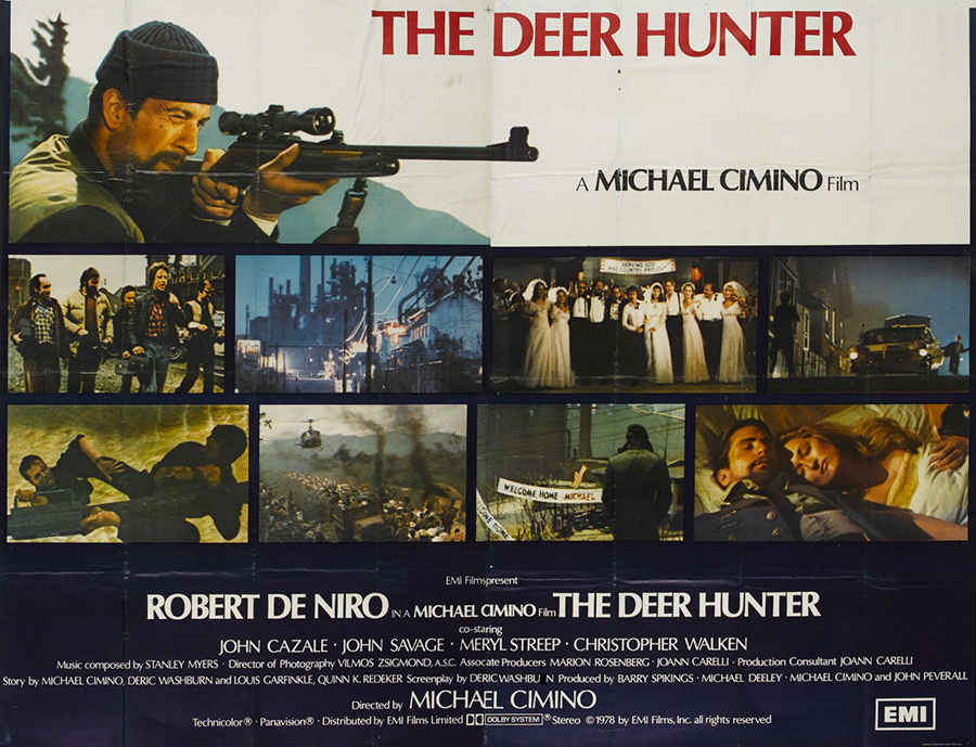 The Deerhunter - Robert de Niro