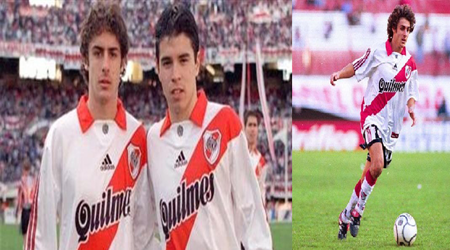 Pablo Aimar River Plate