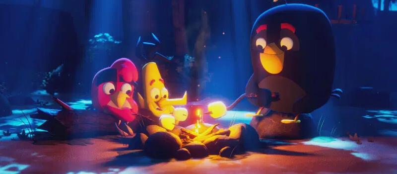 Angry Birds Summer Madness Netflix 2021
