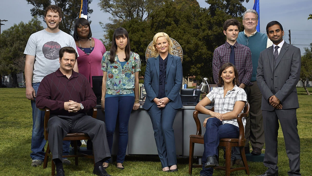 parks and recreation coming to netflix uk february 2021