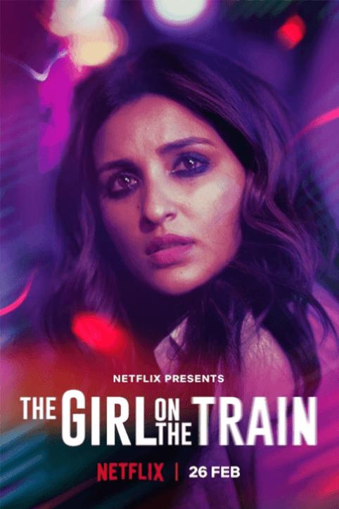 A adaptação em hindi de Girl on the Train chegará à Netflix em fevereiro de 2021