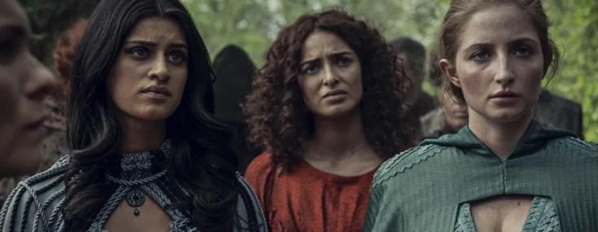 as notícias da segunda temporada do filme The Witcher