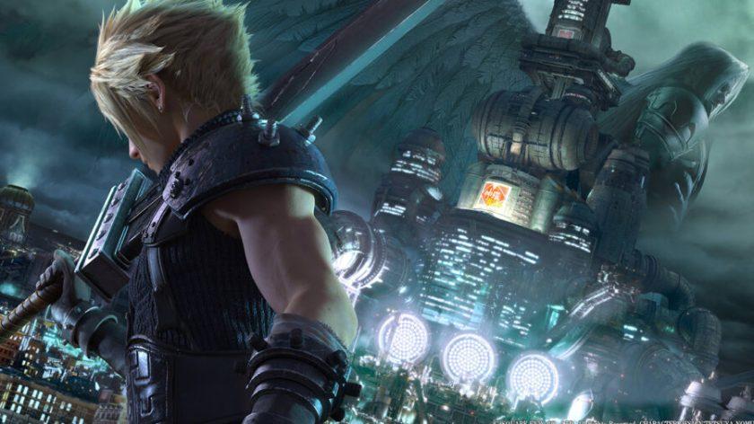 é uma série Final Fantasy chegando ao Netflix