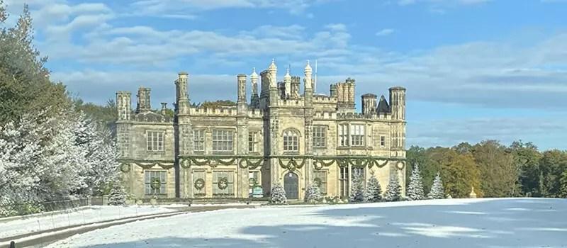 um castelo para netflix de natal
