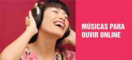 Ouvir música online