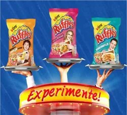 Votar promoção Ruffles novo sabor