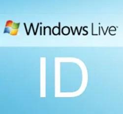 Criar Windows Live ID