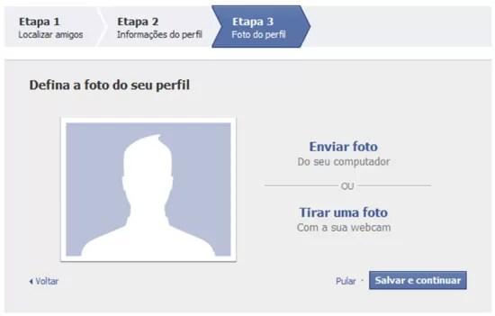 Foto perfil Facebook