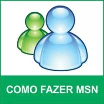 MSN agora