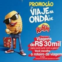 Promoção Viaje Onda Ruffles