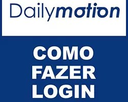 Fazer login Dailymotion