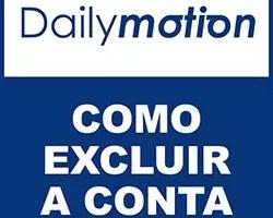 Excluir Dailymotion