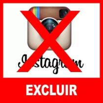 Excluir Instagram