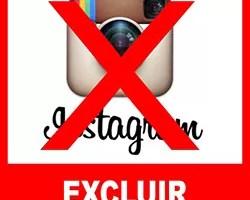 Excluir Instagram