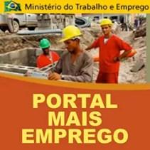 Portal MTE Mais Emprego Vagas Trabalho