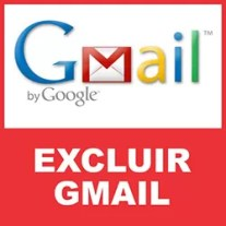 Excluir Gmail Google